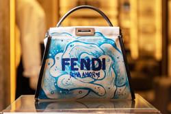 FENDI by Sofia Castellanos