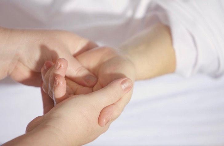 Advance (45mins):Reflexology, Lymphatic