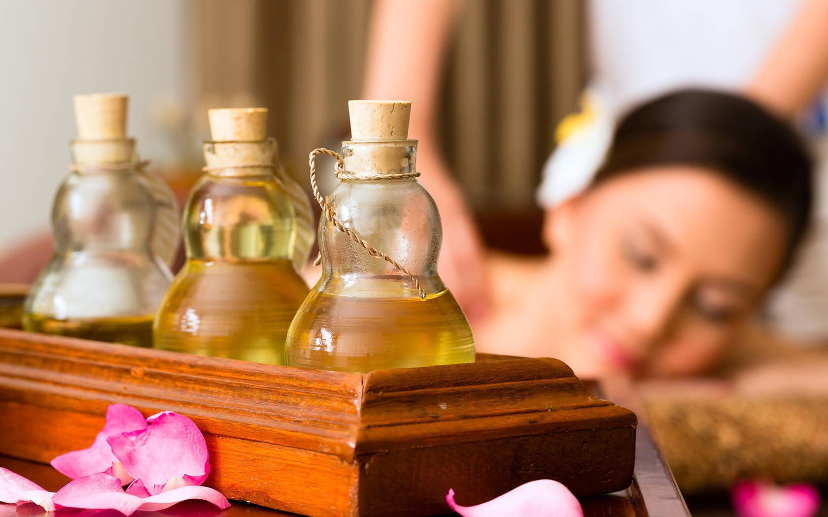 Aromatherapy (60mins)*PlsArrive15m Prior