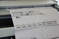 Tirage de plans, Impression et numérisation grand format