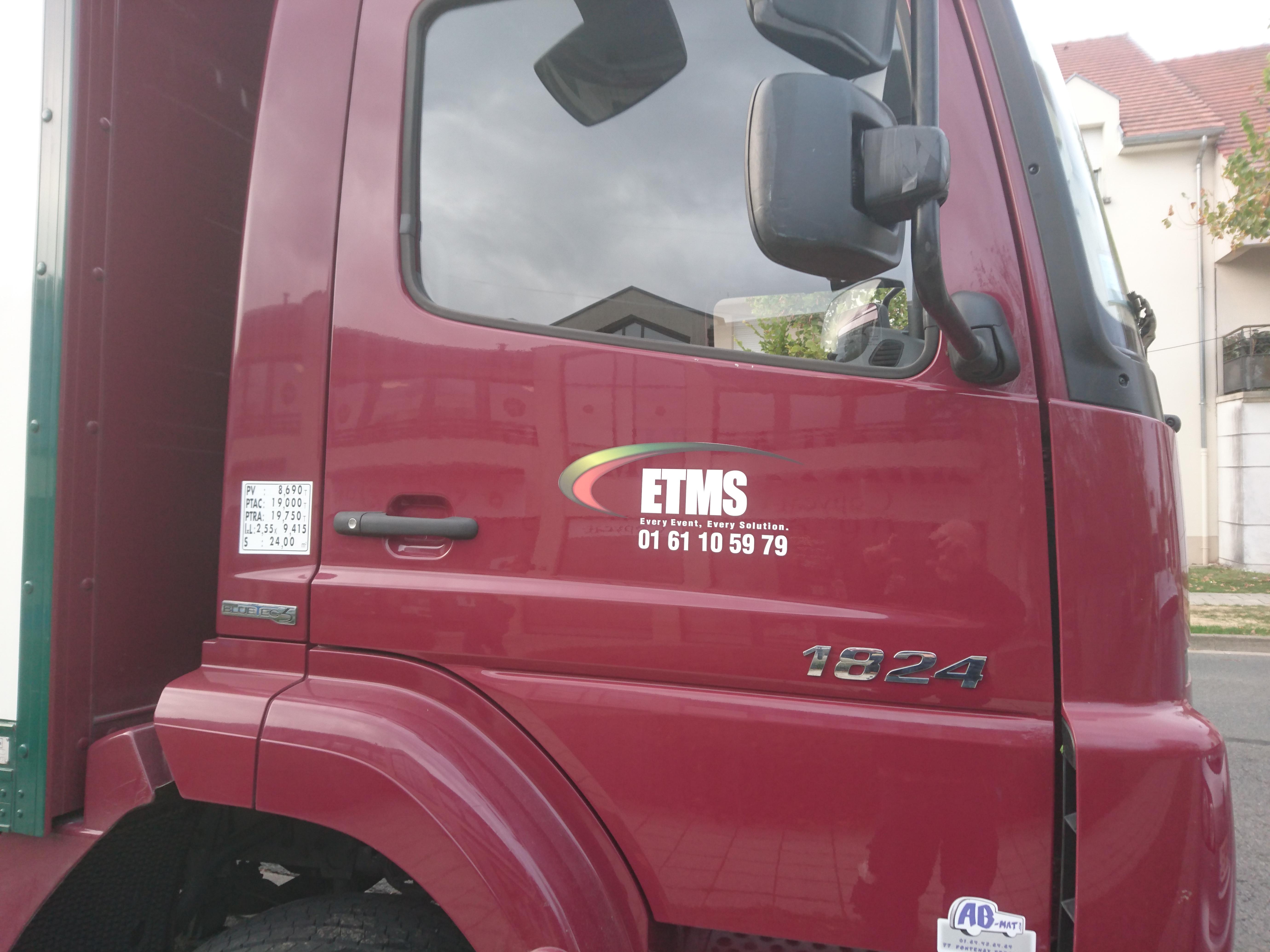 Sticker pour véhicule