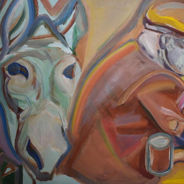'Donkey Ride Gurll'