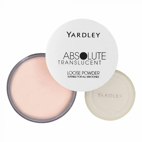 YARDLEY Loose Powder ABSOLUTE Translucent