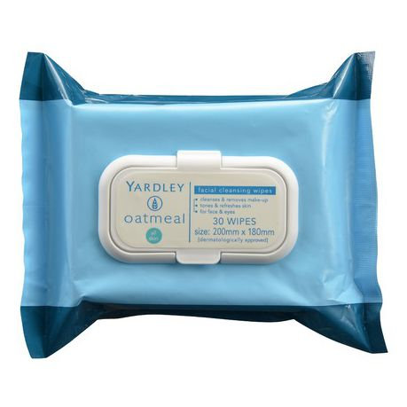 YARD OATMEAL Cleansing Wipes ALL 30EA