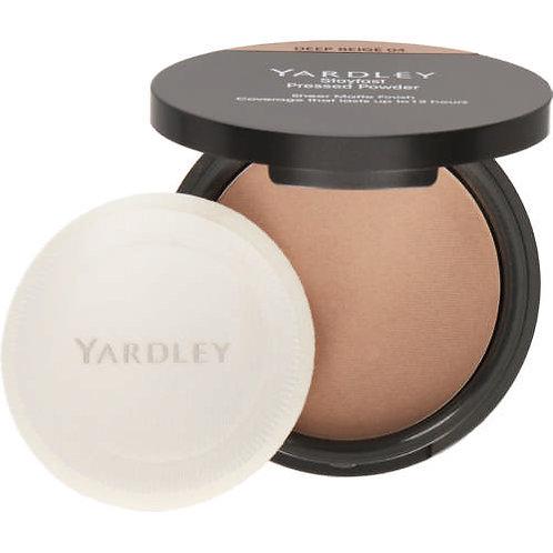 YARDLEY Stayfast Pressed Powder DEP BEIGE