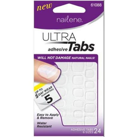 NAILENE Ultra Adhesive Tabs 61088