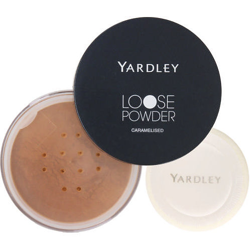 YARDLEY Loose Powder CARAMELISED