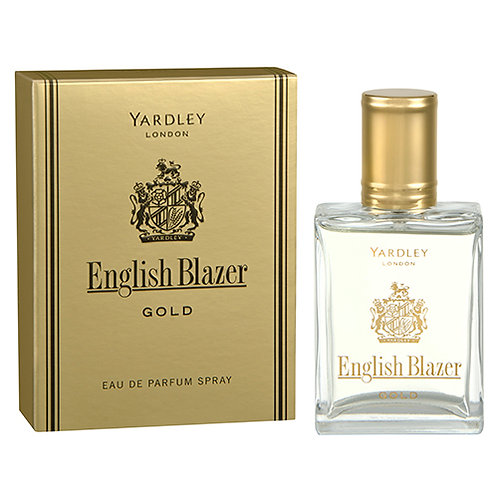 YARDLEY ENG BLAZER Gold EDP 50ML