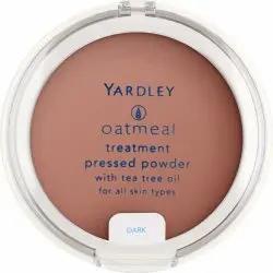 YARDLEY OATMEAL Pressed Powder DARK