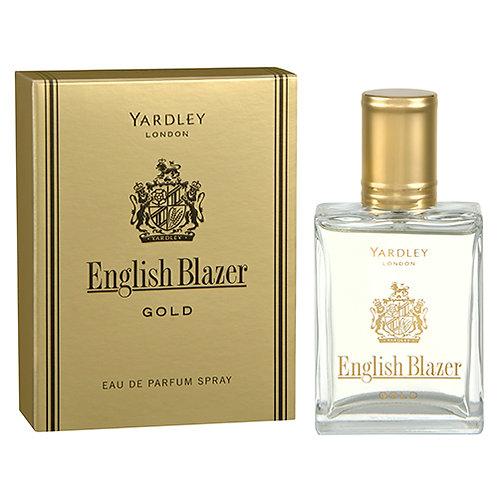 YARDLEY ENG BLAZER Gold EDP 100ML