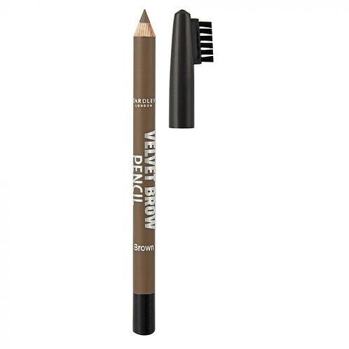 YARDLEY Velvet Brown Pencil Brush BROWN