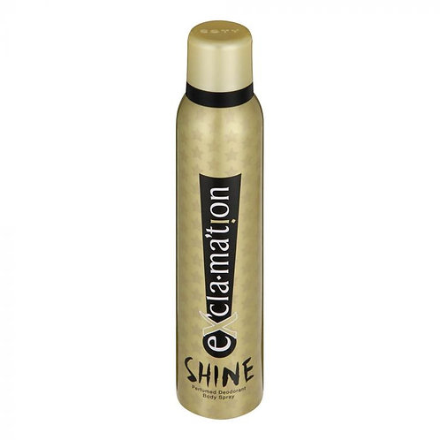 COTY EXCLMATION Shine BodSpray 90ML