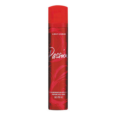 Lentheric Passion Perfumed Body Spray 90ml