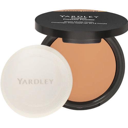 YARDLEY Stayfast Pressed Powder CARMFUDGE