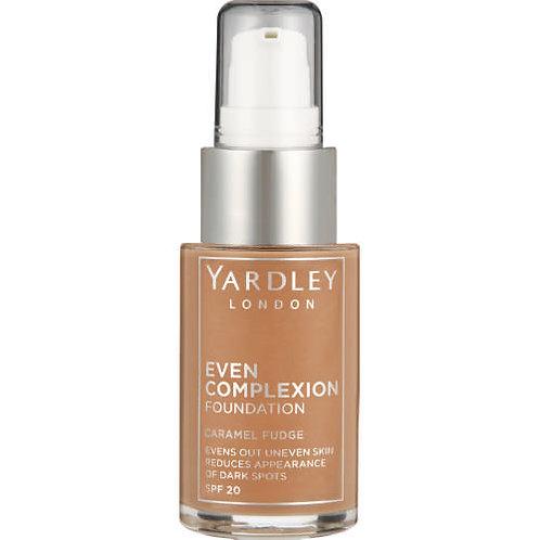 YARDLEY Even Complexion Found SAND BEIGE