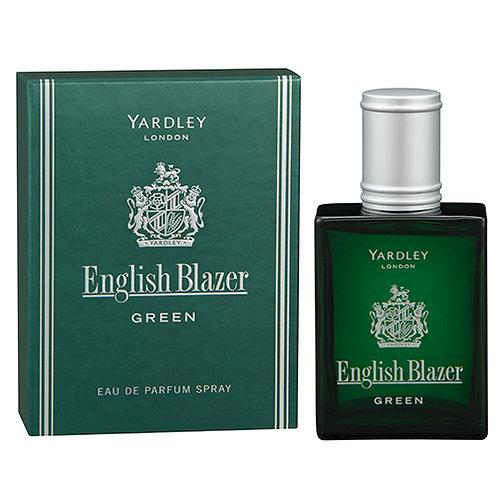YARDLEY ENG BLAZER Green EDP 50ML