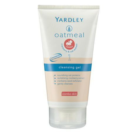 YARDLEY OATMEAL Cleansing Gel OILY 150ML