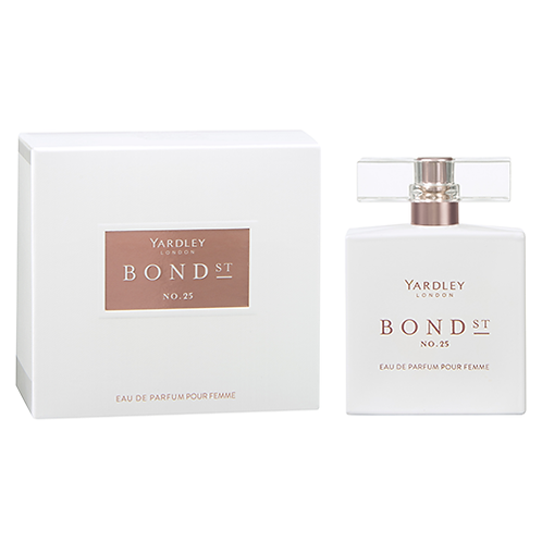 YARDLEY BOND ST No 25 LADIES EDP 30ML