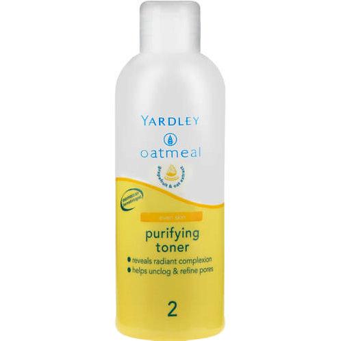 Yardley Oatmeal Spot Clear Toner 200ml