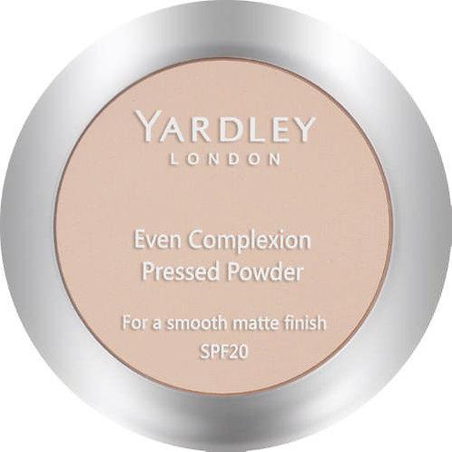 YARDLEY Press Powder Even Complex TRANSLUCENT