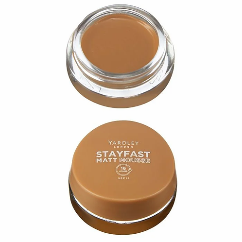 YARDLEY Stayfast Matt Mousse M4W