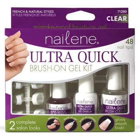 NAILENE UltraQuick GelKit BRUSH ON