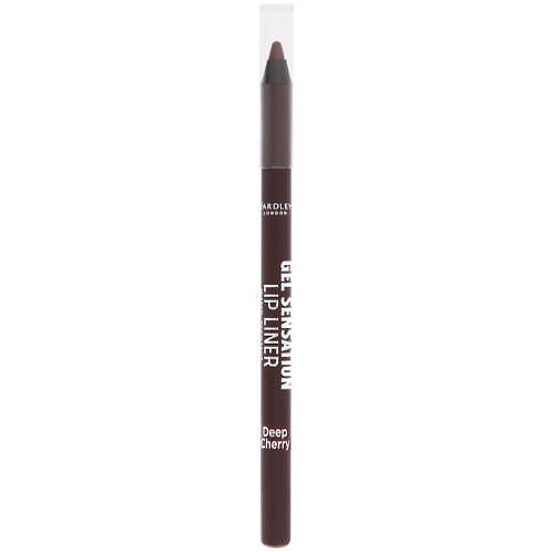 YARDLEY Gel Sensation Lip Liner DEEP CHERRY