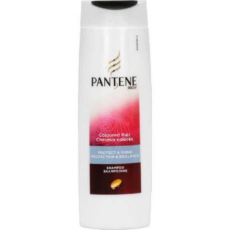 Pantene Shampoo Colour Protect Shine 400ml