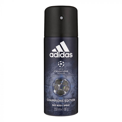 Adidas Deodorant 150ml Champions League Edition