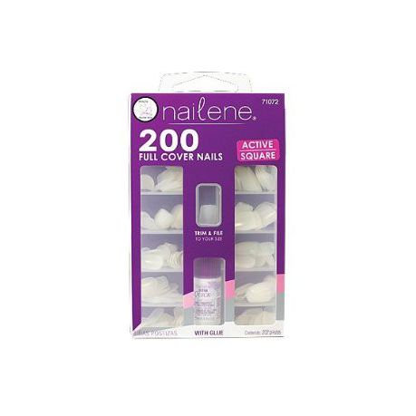 NAILENE Full Cover Kit SQUARE 71072