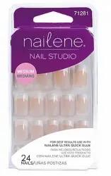 NAILENE Nail Studio LRG PINK -71281