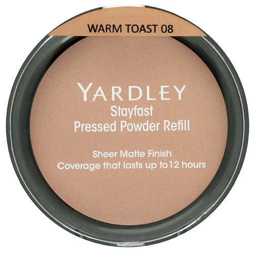 YARD Stayfast Pressed Powder Refill  WARM TOAST