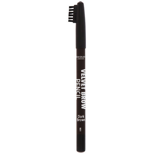 YARDLEY Velvet Brown Pencil Brush DARK BROWN