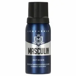 LENTHERIC MASCULIN Extreme Deo 150ML