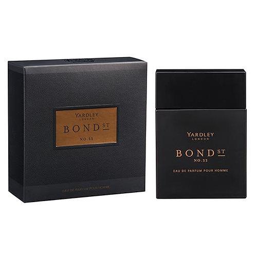 YARDLEY BOND ST MALE EDP 100ML