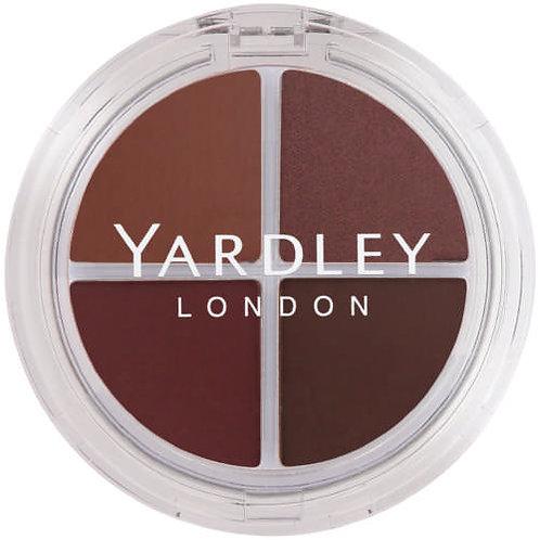 YARDLEY Eyeshadow Quad VEXED