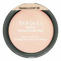 YARDLEY OATMEAL Pressed Powder LIGHT