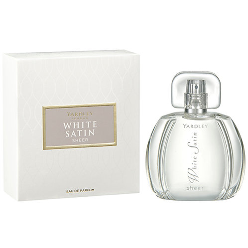YARD WHITE SATIN Sheer EDP 50ML