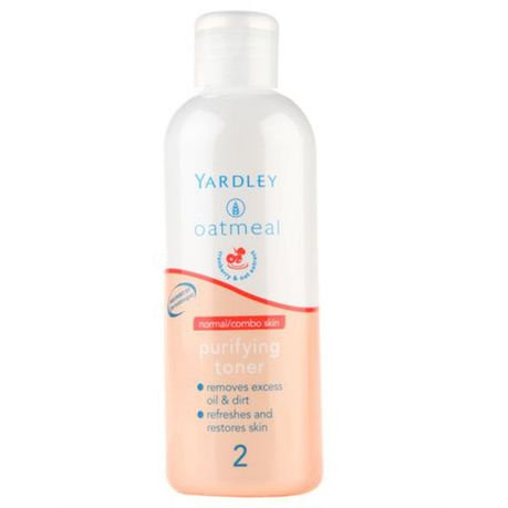 Yardley Oatmeal Toner Purify Oily 200ml