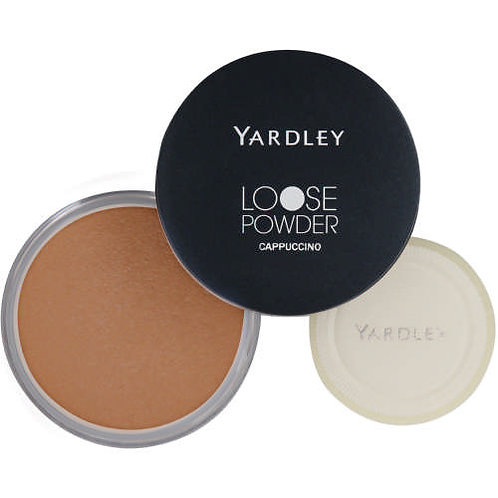 YARDLEY Loose Powder CAPPUCCINO