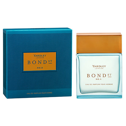 YARDLEY BOND ST Male No8 EDP 100ML