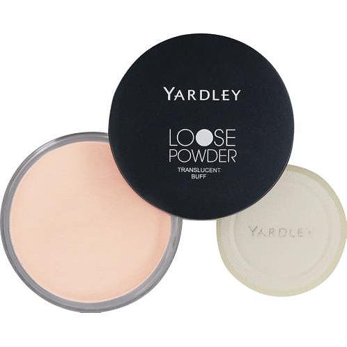 YARDLEY Loose Powder TRANSLUCENT BUFF