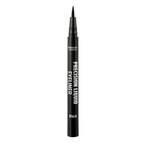 YARDLEY Precision Liquid Eyeliner BLACK