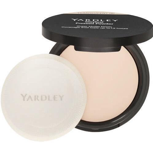 YARDLEY Stayfast Pressed Powder  Translucent