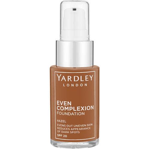 YARDLEY Even Complex Found HAZEL