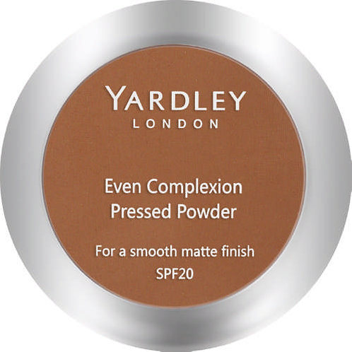 YARDLEY Press Powder Even Complex WALNUT