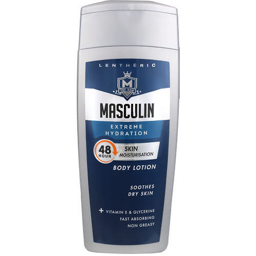 LENTHERIC MASCULIN Extreme Body Lotion 400ML