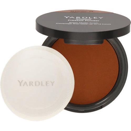 YARDLEY Stayfast Pressed Powder ALMOND