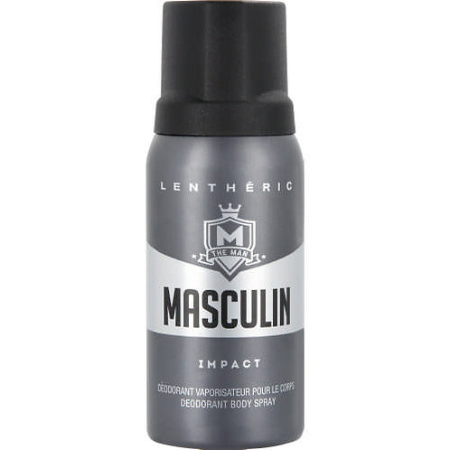 LENTHERIC MASCULIN Impact Deo 150ML