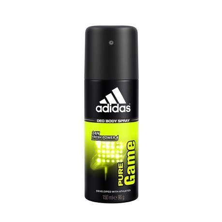 adidas Pure Game Deodorant - 150ml